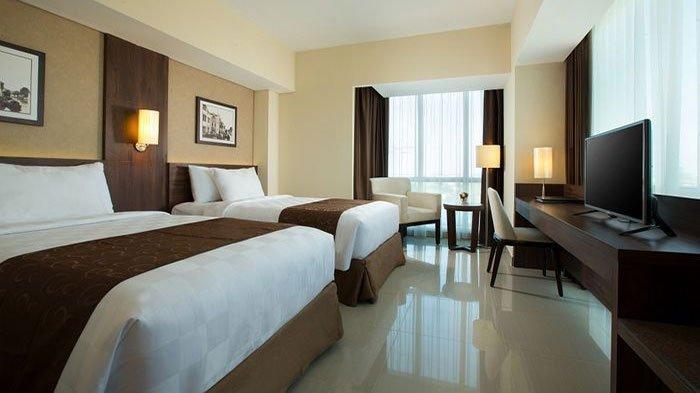 Promo Natal 2018 Inilah 5 Hotel Di Surabaya Yang Berikan Diskon Hingga 51 Persen Di Malam Natal Surya