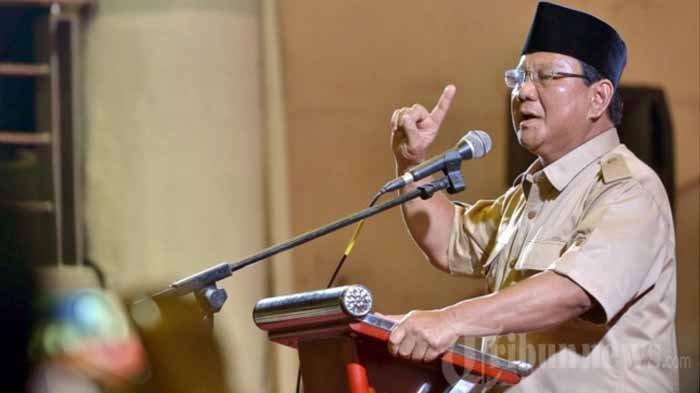 Prabowo Akui Tak Pantas Jadi Imam Salat, Jawab Tantangan La Nyalla yang Sebut: 'Gak Mungkin Berani'