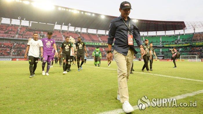Ditahan Imbang 2-2 Madura United, Djanur Akui Karena Lemah di Penyelesaian Akhir