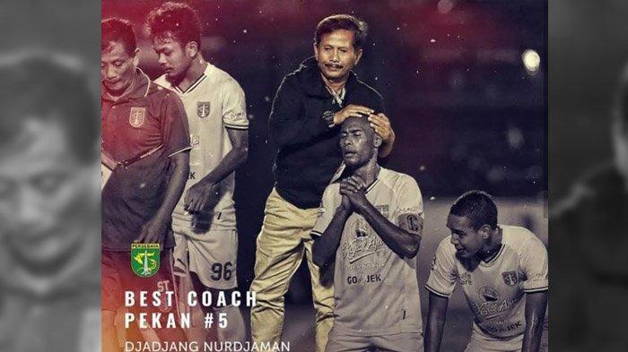 Djanur Bawa Persebaya Raih Kemenangan Pertama di Liga 1 2019, Dinobatkan Jadi Pelatih Terbaik