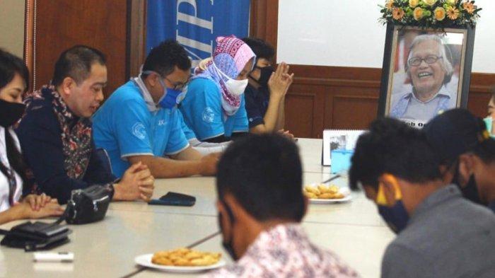 Karyawan Kompas Gramedia di Malang Gelar Doa Bersama Untuk Jakob Oetama