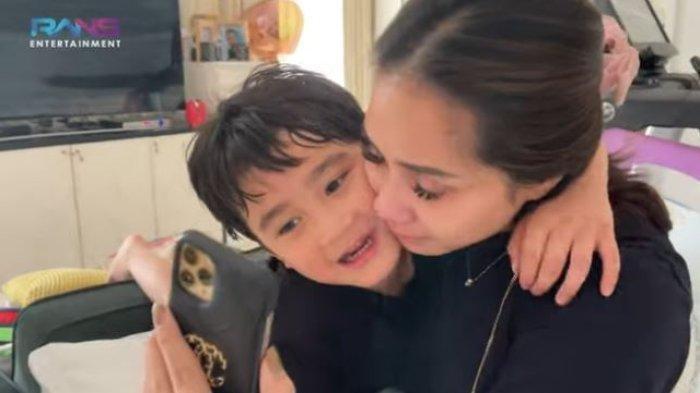 Doa Rafathar untuk Nagita Slavina dan Calon Adiknya, Anak Raffi Ahmad Buat Warganet Terharu