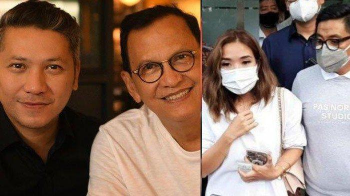 Doa Roy Marten Sebelum Gisel Jadi Tersangka Video Syur, Gading Marten Unggah Foto Berlatar Gelap