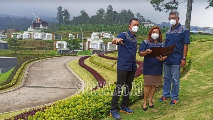 The Taman Dayu by Ciputra Optimistis Pasar Properti Mulai Bangkit Setelah Beaufort Laris Manis