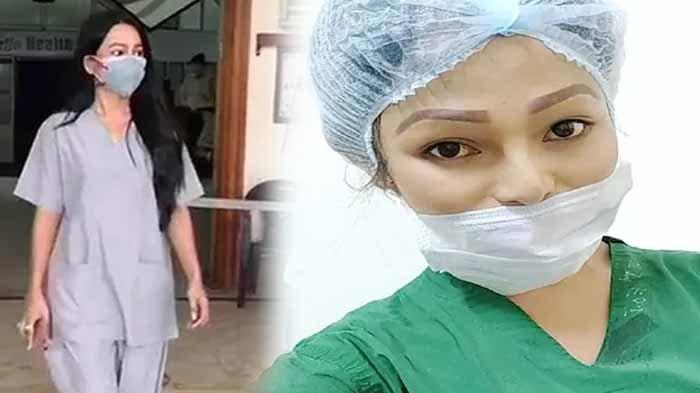 Dokter cantik transgender Beoncy Lashiram