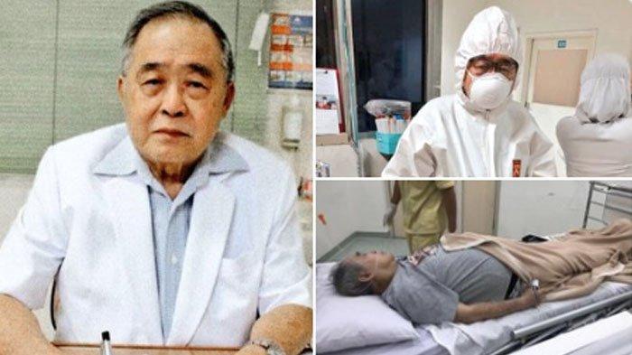 Kondisi Dokter Handoko Gunawan, Pahlawan Corona di Usia 80 Diungkap Keluarga, Hotman Paris Respek