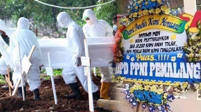 28 Dokter Wafat & Ironi Penolakan Pemakaman Perawat Positif COVID-19, Begini Jika Terjadi di Malang
