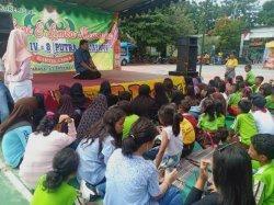 Semangat Berinfak Semakin Tinggi Usai Menikmati Dongeng di SD Wijaya Putra 4 Surabaya