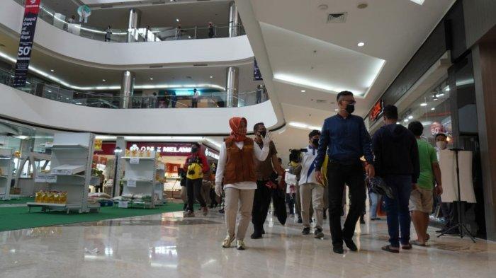 Rapid Test Massal Covid-19 di Pusat Perbelanjaan Kota Mojokerto, 8 Orang Dinyatakan Reaktif