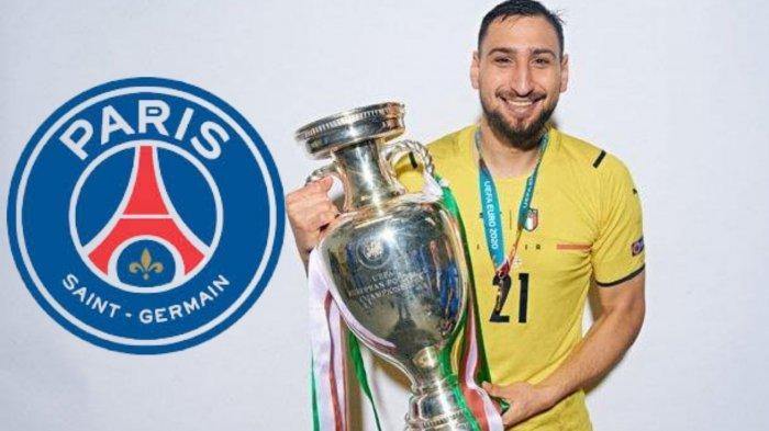 Donnarumma Gabung PSG Usai Tinggalkan AC Milan, Emban Misi Les Parisiens Juara Liga Champions