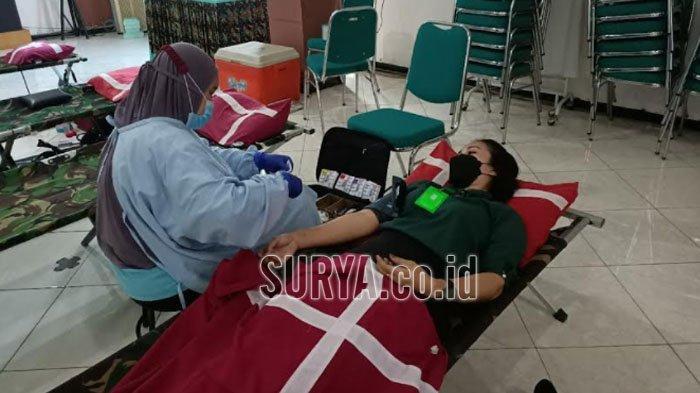 Stok Darah Menipis, PMI Kabupaten Kediri Gencarkan Kegiatan Donor Darah