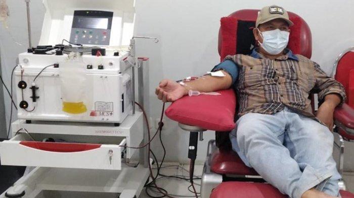 Penyintas Covid-19 di Jember Ajak Sesama Penyintas untuk Donor Plasma Konvalesen