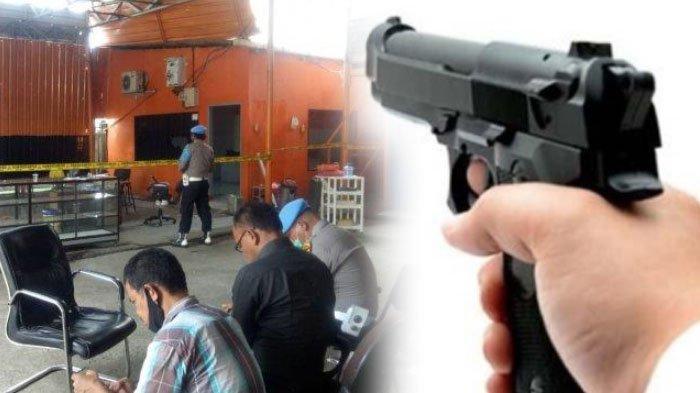 Sosok Pecatan Brimob Penembak Aiptu Robin hingga Kritis, Malah Mau Laporkan Polisi ke Komnas HAM