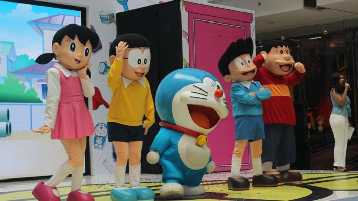 Chord Lagu Doraemon Versi Indonesia Viral di TikTok, Aku Ingin Begini Aku Ingin Begitu