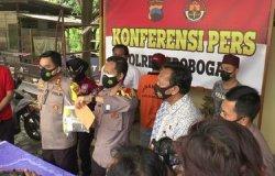 Habis Ngefly di Kamar, Anggota DPRD Ditangkap, Ganja Dibeli Secara Online