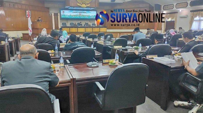 Anggota Dewan Banyak yang 'Bolos' saat Paripurna KUPA PPAS 2020, Begini Reaksi Ketua DPRD Tuban