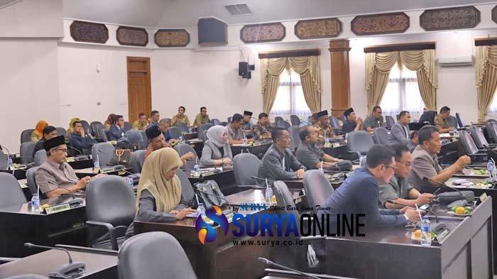 Pimpinan DPRD Tuban 2019-2024 Resmi Terbentuk, Segera Kirim Berkas ke Gubernur Khofifah
