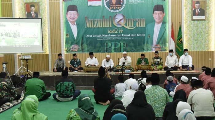 PPP Jatim Gelar Doa Bersama untuk Patriot yang Gugur di KRI Nanggala-402