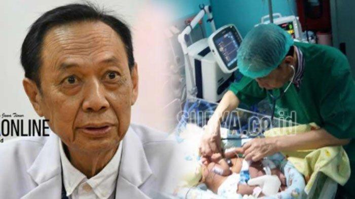 Biodata dr Agus Harianto SpA (K) yang Meninggal Dunia Hari ini, Tangani 100 Kasus Bayi Kembar Siam