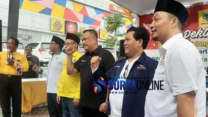 Koalisi 3 Partai Rayu Ketua DPC Gerindra Gresik dr Asluchul Alif Jadi Bacabup Pilkada Gresik 2020