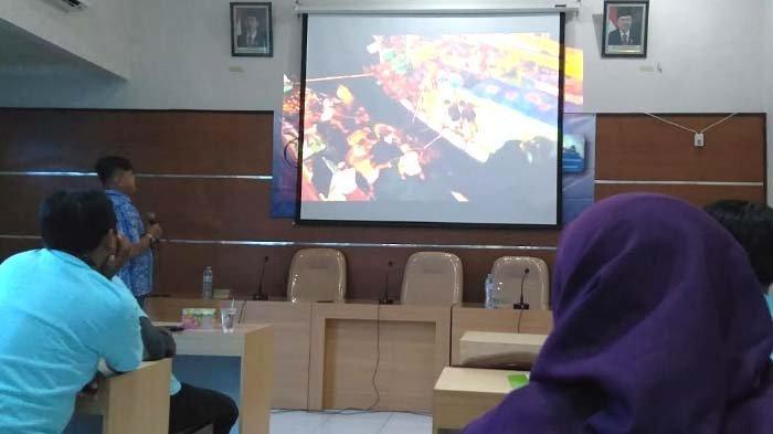 Diperkenalkan Teknologi Peta Lokasi Ikan, Nelayan Bangkalan Kaget Lihat Jaring Penuh Cakalan