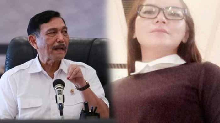 UPDATE Virus Corona di Indonesia, dr Lois Ditangkap Tak Percaya Covid-19 dan Menteri Luhut 'Marah'