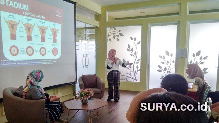 Peduli Kesehatan Wanita, MedicElle Clinic Mengadakan Seminar Awam Kanker Serviks