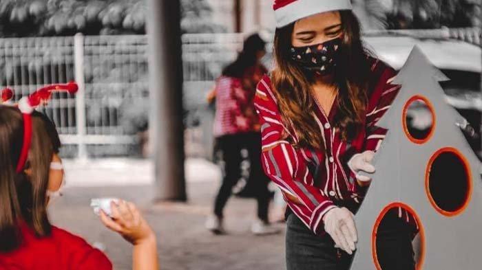 Sekolah Cikal Surabaya Ajak Siswa Rayakan Natal lewat Drive in