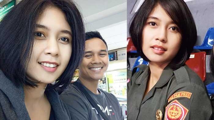 Kenalan sama Driver Cantik Jokowi saat HUT TNI, berikut 7 Fotonya Bikin Klepek-klepek!