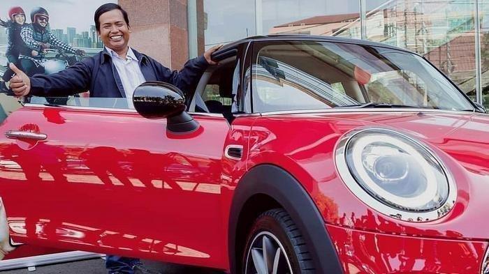 Driver Ojol Pilih Jual Hadiah Mini Cooper dari Bukalapak, Sempat Ditawar hingga Rp 500 Juta
