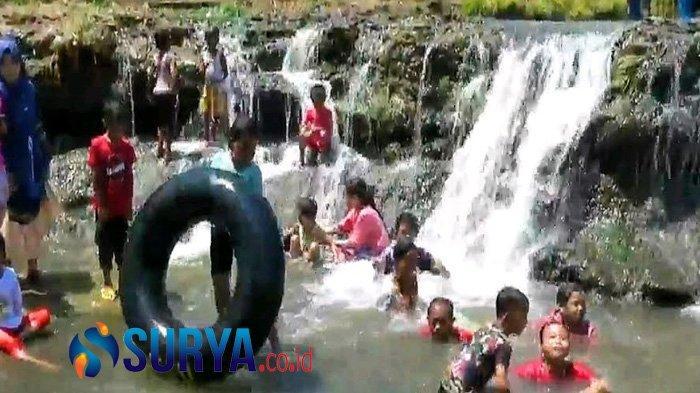 Sekali Muncul Di Medsos Dam Licin Pasuruan Dibanjiri Wisatawan Surya