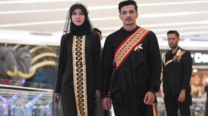 Jelang Moslem Fashion Style 2020: Desainer Listya Dyah Rahayu Terinspirasi Garis Minimalis