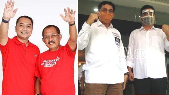 Pilwali Surabaya 2020: Besok Pengundian Nomor Urut, Dua Paslon Wajib Hadir