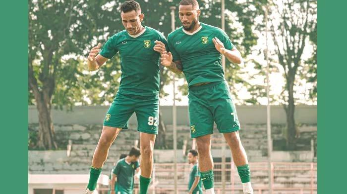 Cara Main Persebaya Surabaya Disambut Antusias Pemain Asing