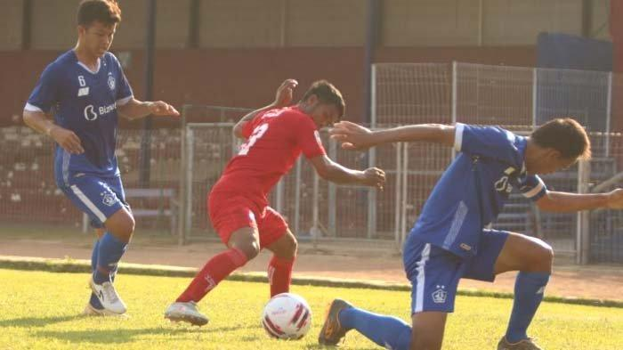 Hasil Uji Coba Persik Kediri vs Martapura FC di Stadion Brawijaya, Antoni Putro Borong 2 Gol