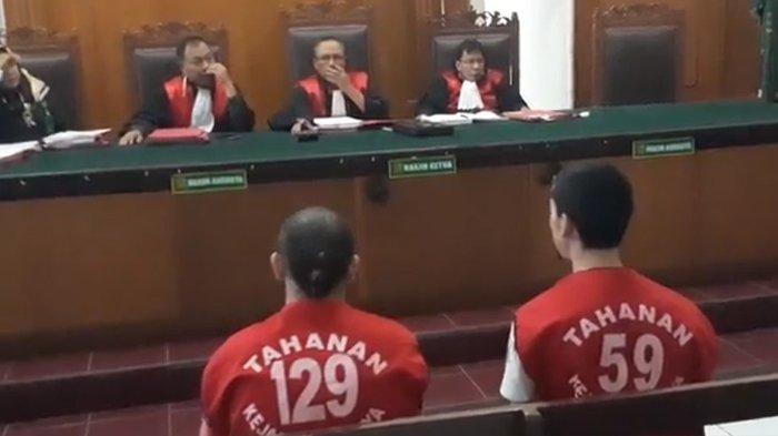 Jalani Sidang Perdana, 2 Pria Aljazair yang Curi Pakaian di TP Tak Mengerti Bahasa Indonesia