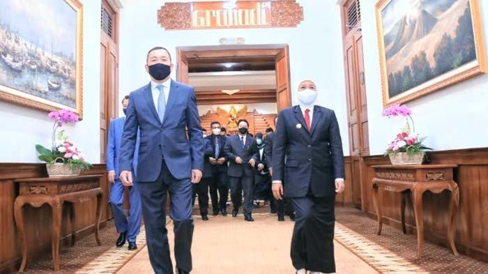 Dubes Kazakhstan Bawa Investor untuk Jajaki Peluang Bisnis dan Investasi di Jatim