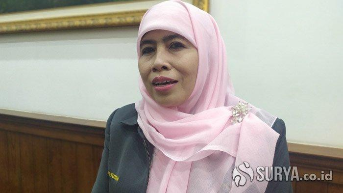 Optimis Maju di Pilwali Surabaya 2020, Dwi Astutik Mengaku Kantongi Restu Khofifah