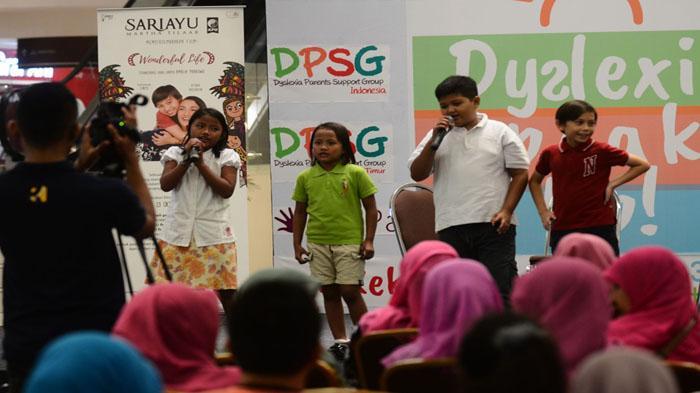Gelar Dyslexia Speaks Kids di Ciputra World Surabaya