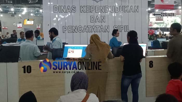 Dispendukcapil Surabaya Kebut Pencetakan e-KTP, Luncurkan Aplikasi Surabaya e-ID