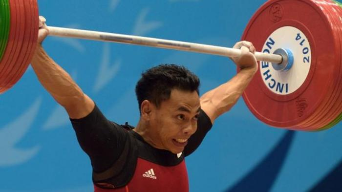 Eko Yuli Irawan menyumbangkan medali perak di Olimpiade 2016. Dia diharapkan bsia meraih medali emas di Olimpiade 2020