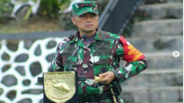 Biodata Mayjen TNI I Nyoman Cantiasa Eks Danjen Kopassus yang Beri Pesan ke Prajurit Asli Papua