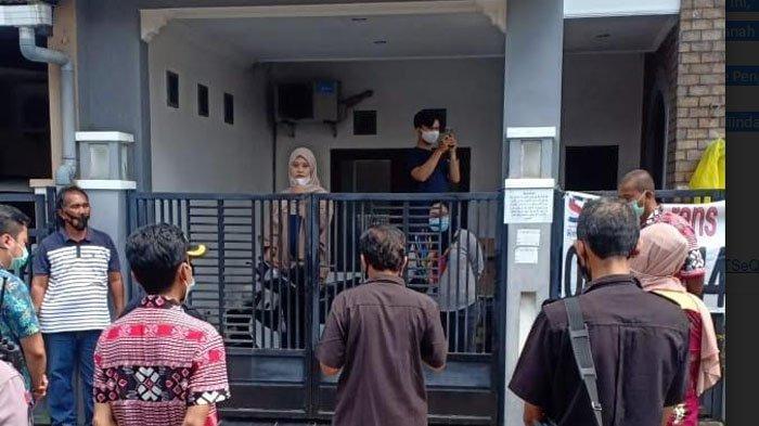 Penghuni Rumah Ini Todongkan Tombak ke Puluhan TNI Polri Saat Eksekusi Berlangsung, Endingnya Ricuh