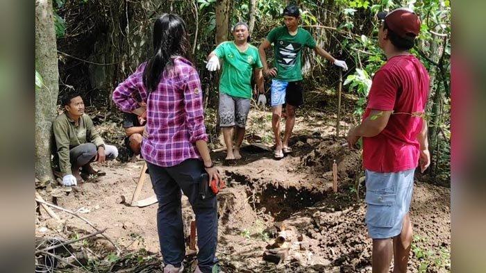 Ada Penemuan Umpak Hingga Punden, BPCB Jatim Lakukan Ekskavasi Sejumlah Titik di Kota Madiun