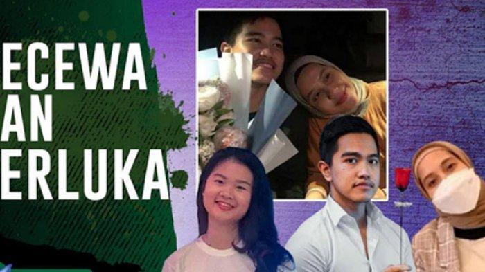 Ekspresi Kaesang Masih Sayang Felicia Tissue, Ibu Bantah Maki-maki & Reaksi Keluarga Nadya Arifta