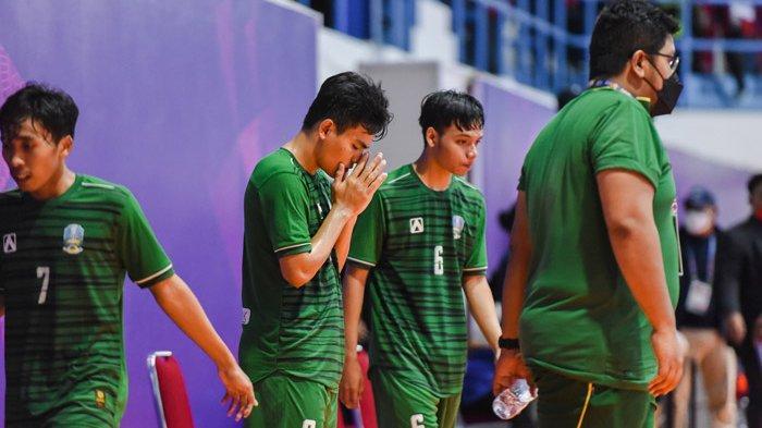 Hasil Futsal PON XX Papua 2021 - Catatan Buruk dan Kemunduran Futsal Jatim Gagal Raih Perunggu