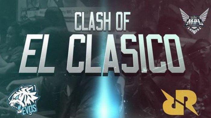 MPL Season 8: El Clasico RRQ Hoshi vs EVOS Legends Pecahkan Rekor Lagi, Kini Capai 1,7 Juta Penonton