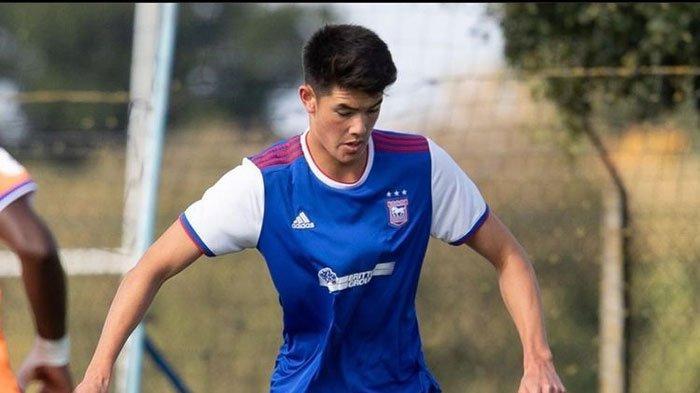 Biodata Elkan Baggott Pemain Liga Inggris yang Ikut Latihan Timnas Indonesia U-19, Bersiap AFC 2020