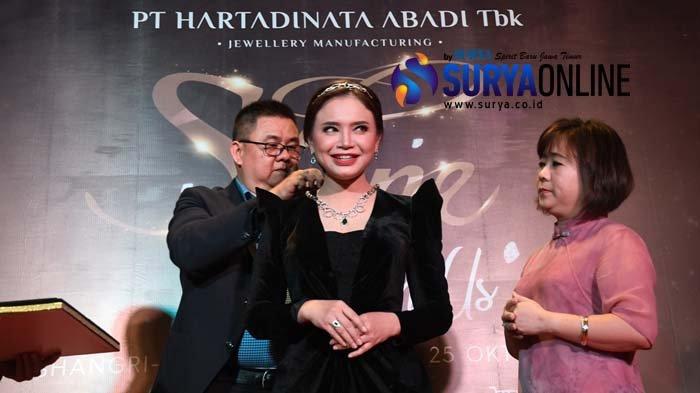 Pasar Perhiasan Emas Jatim Masih Menarik, PT Hartadinata Abadi Kuatkan Branding