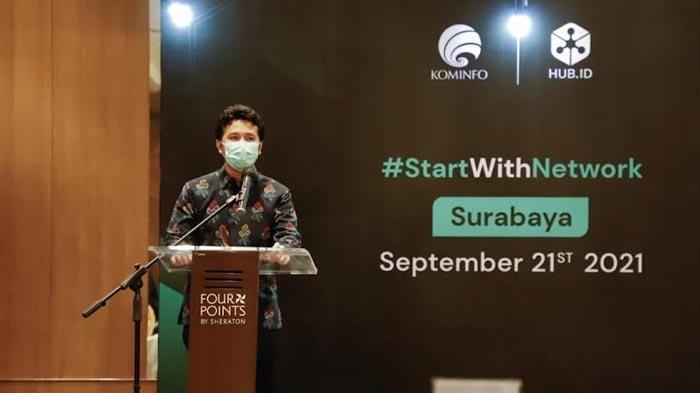 Wagub Emil Dardak Terus Siapkan Wadah bagi Perintis Startup di Jawa Timur